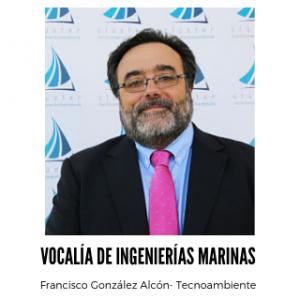 Vocalía de ingenierías marinas
