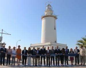 Día Marítimo Europeo Foto familia - mar nexo de unión