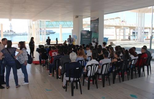 Día Marítimo Europeo - taller estudiantes