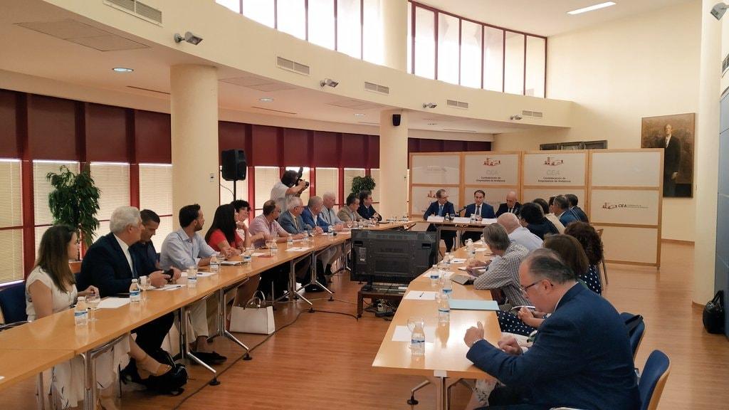 Comisión Economía Azul CEA