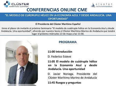 Invitación Seminario CME Web